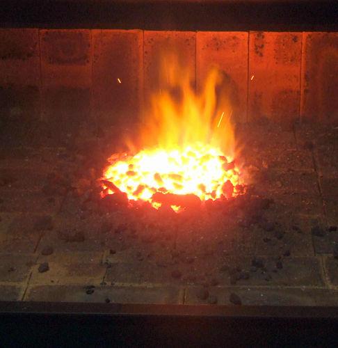 Blacksmiths Shop Forge Plans Including Centrifugal Blower