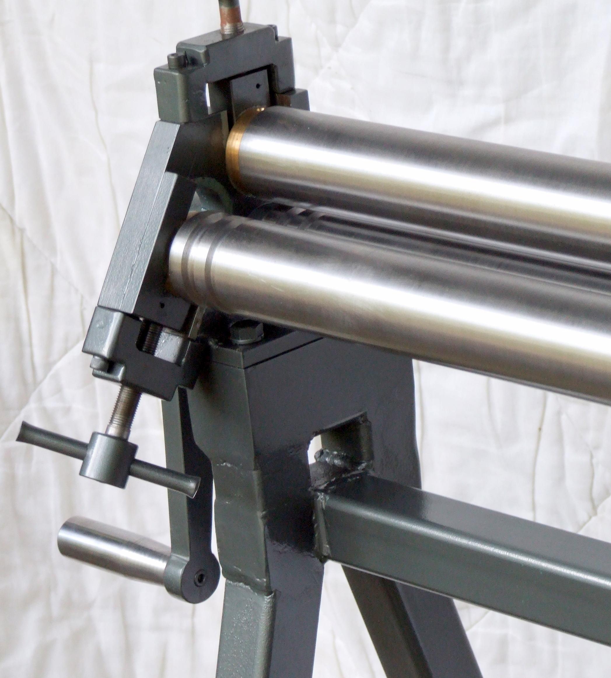 Sheet Metal Rolls Plans