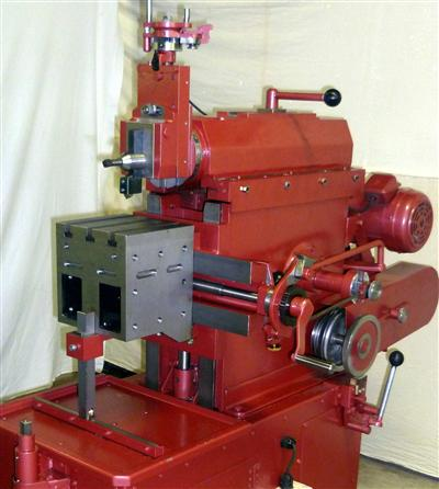 Acto Super 8 Shaper Machinery Plans