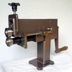 Swage & Jenny machine