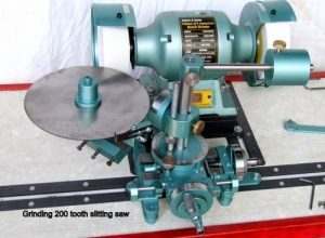 Acto tool & cutter grinder plans