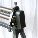 SHEET METAL ROLLS MACHINERY PLANS