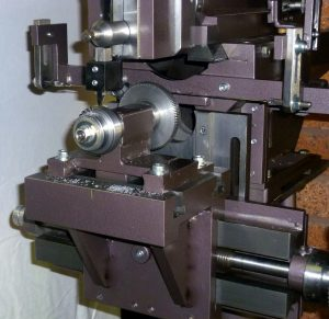 Gear generating